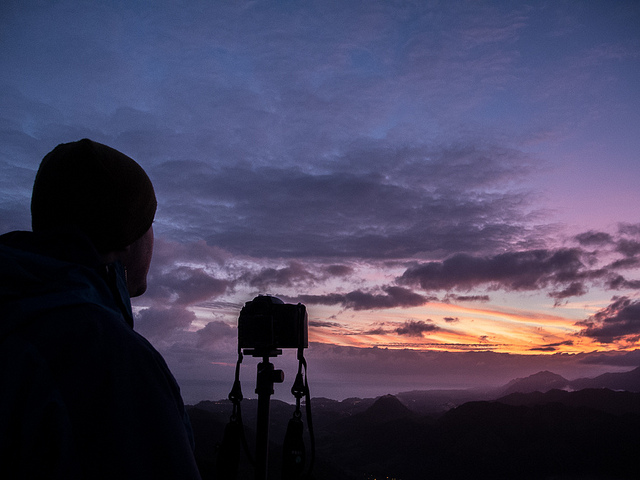 Early Morning Light in Asturias – Part I