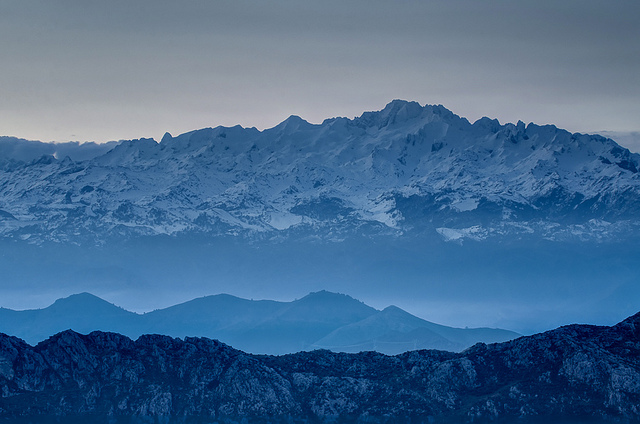 Early Morning Light in Asturias – Part II