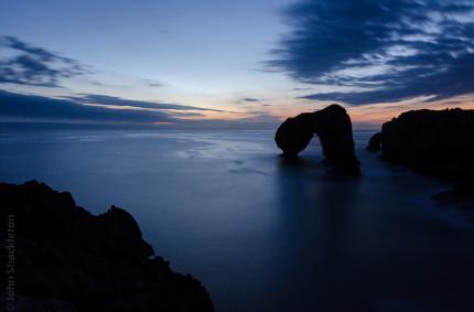 Asturian Seascape: Castro de las Gaviotas